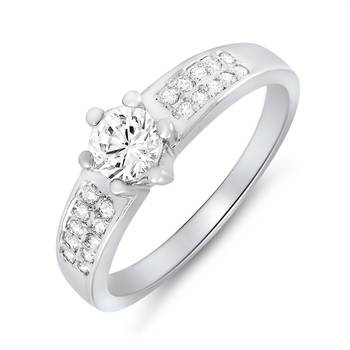 Mahi Cosy Sparkle Ring
