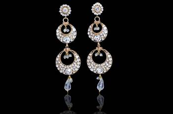 Check Out The Latest Collection of earrings  By Indian Designers At One Place