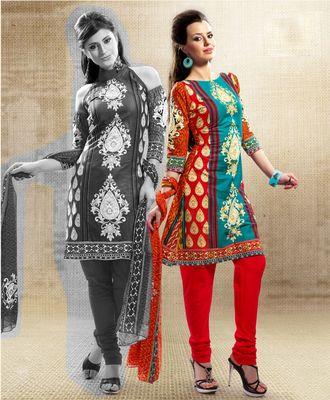 Designer Dress Material Summercool201B