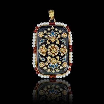Tanjore Jewelry
