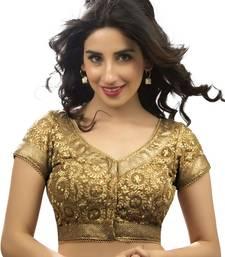 Buy copper net readymade-blouse bridal-blouse online