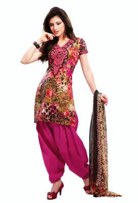 Party Wear Dress Material Jhalak218