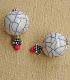 Buy anetra white studs stud online