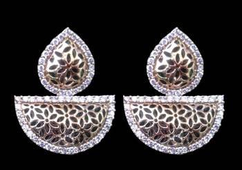 Deeva Style elegant Earring