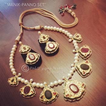 Manik - Panno Set