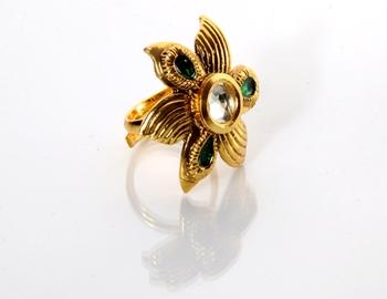 Designer Jadtar Ring