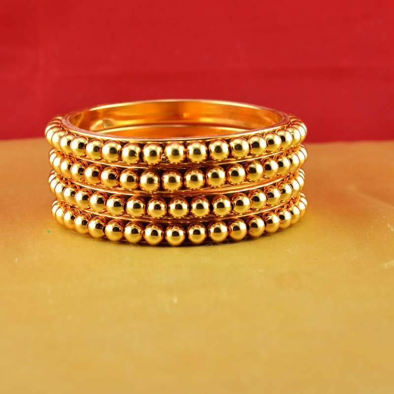 Buy Rajasthani gokharoo,kara churi meenakari,moti,cz,stone,bangles ...