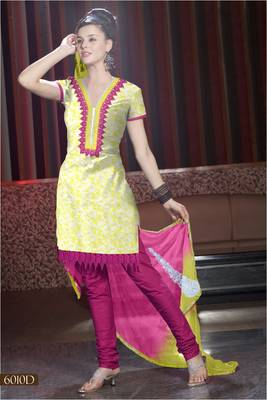 Designer Dress Material MASALA 6010 D