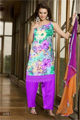Designer Dress Material MASALA 6011 D