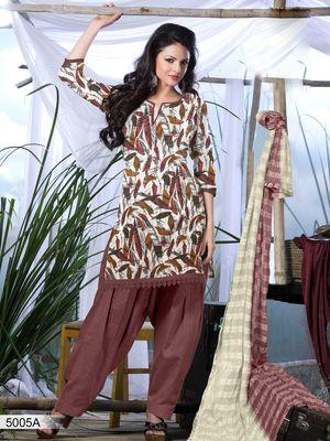 Designer Dress Material DRAPE 5005 A