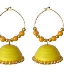 Buy Yellow danglers-drops danglers-drop online